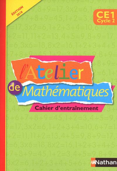 ATELIER MATHS CE1 CAH EXERC