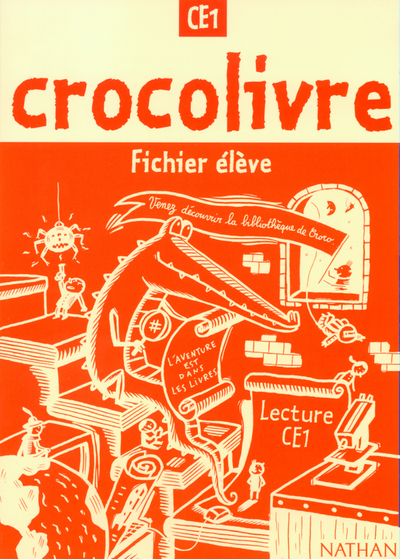 CROCOLIVRE CE1 FICHIER ELEVE