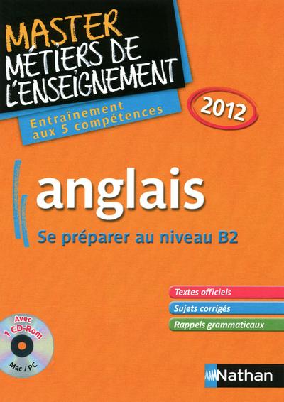 ANGLAIS - CRPE 2012 (CERTIFICA