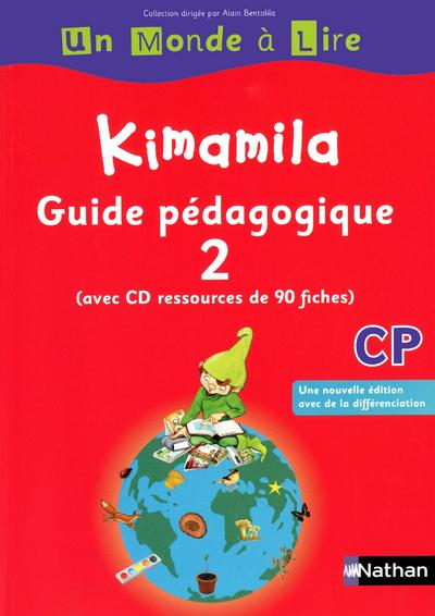 MONDE A LIRE CP MAITRE2(YC CD)