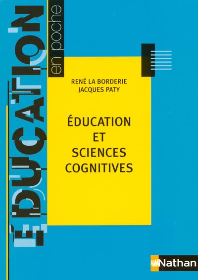 EDUCATION ET SCIENCES COGNITIV