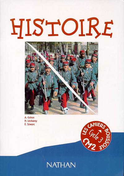 BOUSSOLE HISTOIRE CM2 ELEVE