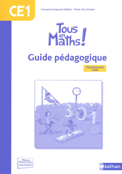 TOUS EN MATHS GUIDE PEDAGOGI