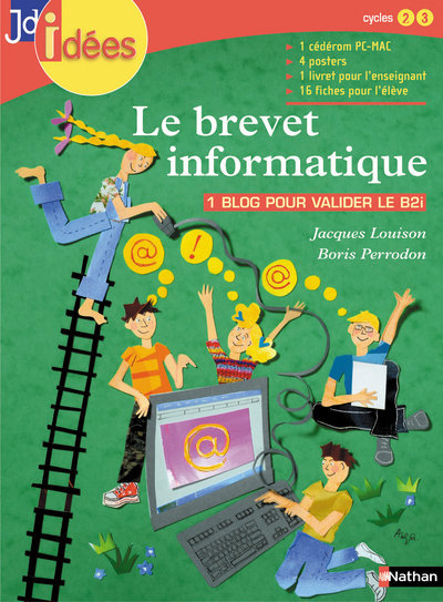 BREVET INFORM INTERNET LIV+CDR