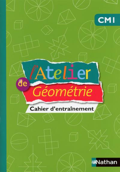 ATELIER GEOMETRIE CM1 CAH ENT