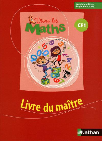 VIVRE LES MATHS CE1 09 MAITRE