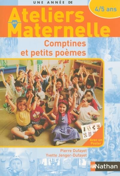 COMPTINES ET PETITS POEMES 4/5