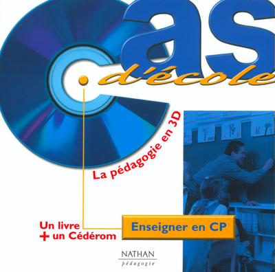 PAC ENSEIGN AU CP LIVRE+CDR N3