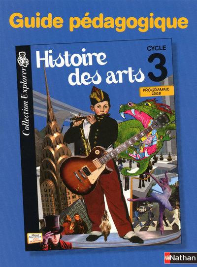 HISTOIRE DES ARTS CYCLE 3 GP