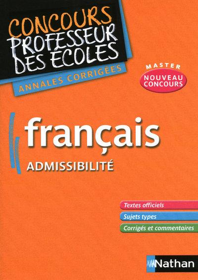 FRANCAIS CRPE 2011 ANNALES COR