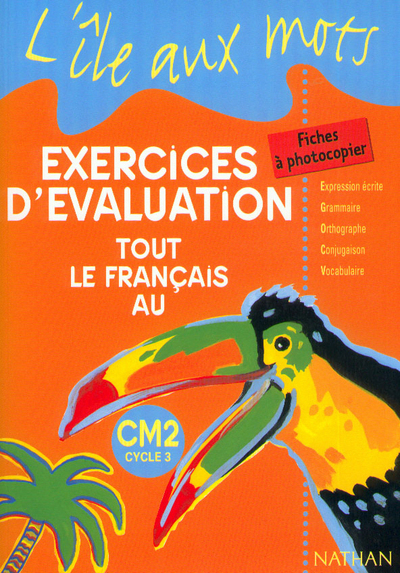 ILE AUX MOTS CM2 EVALUATIONS