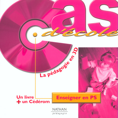 PACK ENSEIGNER EN PS LIVRE+CD