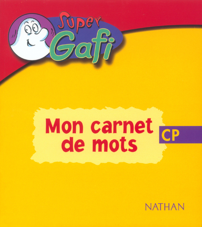 GAFI CP CARNET DE MOTS