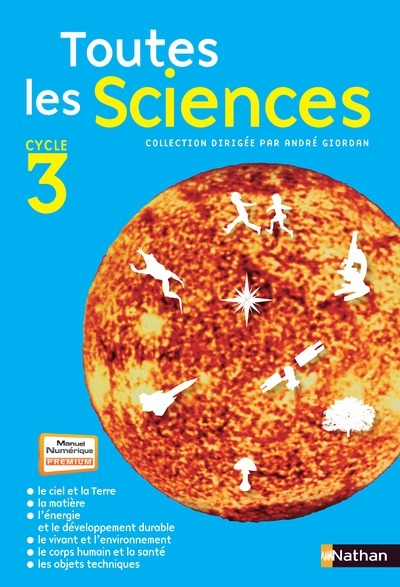 TOUTES LES SCIENCES C3 MANUEL