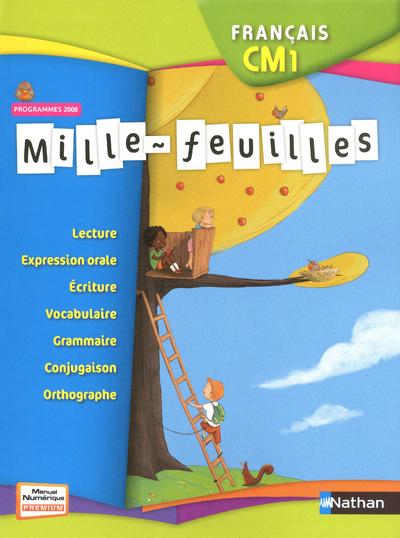 MILLE FEUILLES CM1 MANUEL