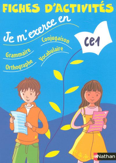 PACK 5EX - JE M'EXERCE-FICHIER