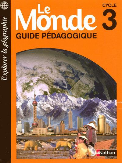 LE MONDE CYCLE 3 MAITRE