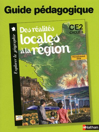 DES REALITES LOCALES CE2 MAI