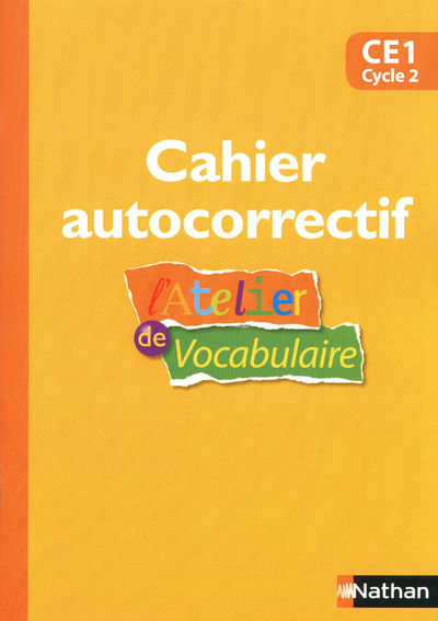 ATELIER VOCABULAIRE - AUTOCORR