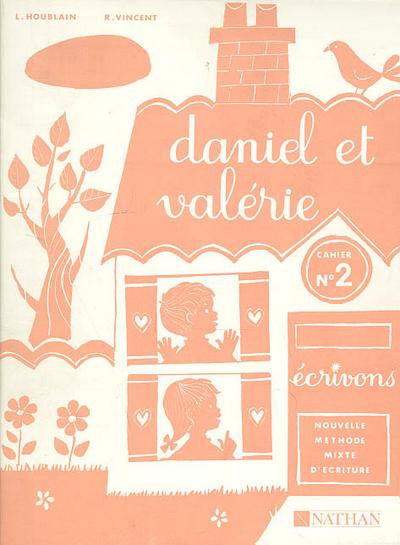 DANIEL ET VALERIE ECRITURE N2