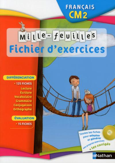 MILLE FEUILLES -FICH.PHOTOCOP+