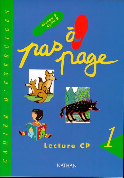 PAS A PAGE CP CAHIER EXERC 1