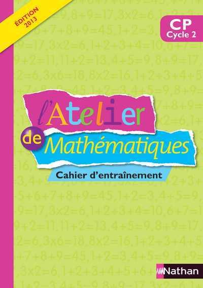ATELIER MATHEMATIQ CP CAH.ENTR