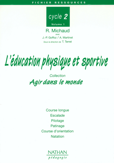 EDUCAT PHYS SPORT CYCL 2 VOL 1