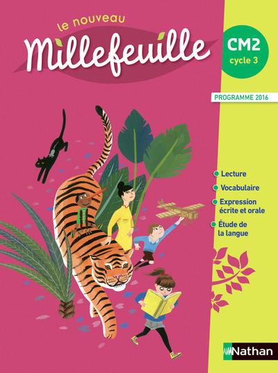 MILLEFEUILLE CM2 - MANUEL 2016