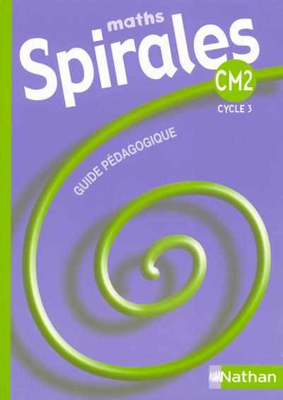 SPIRALES CM2 MAITRE EURO 2005