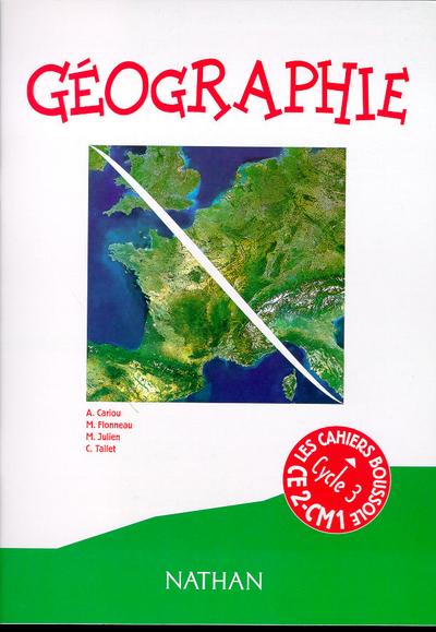 BOUSSOLE GEOGRAPHIE CE2/CM1 EL