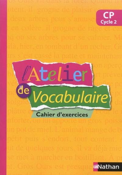ATELIER VOCAB-ORTHO-EXPRESS
