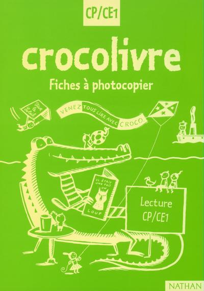 CROCOLIVRE CP/CE1 PHOTOFICHES