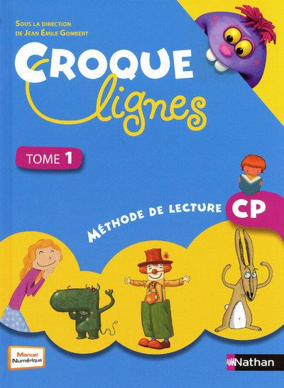 CROQUE-LIGNES MANUEL CP 1