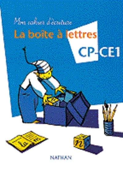 LA BOITE A LETTRES CP CAHIER 2