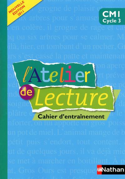 ATELIER LECTURE CM1 CAH.ENTRA