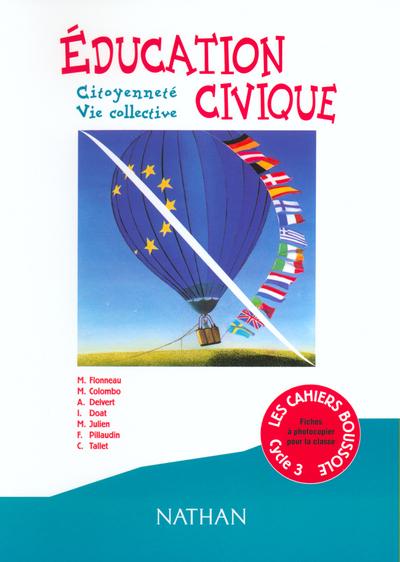BOUSSOLE EDUC CIVI CYCLE 3 ELE