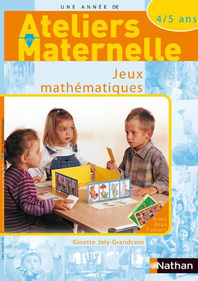 ATELIERS MATERNELLES 4/5 ANS