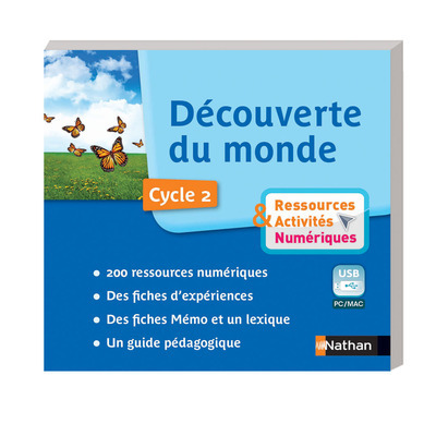 DECOUVERTE DU MONDE RESSOURCES TBI - CYCLE 2