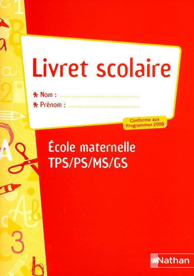 LIVRET SCOLAIRE CYCLE 1
