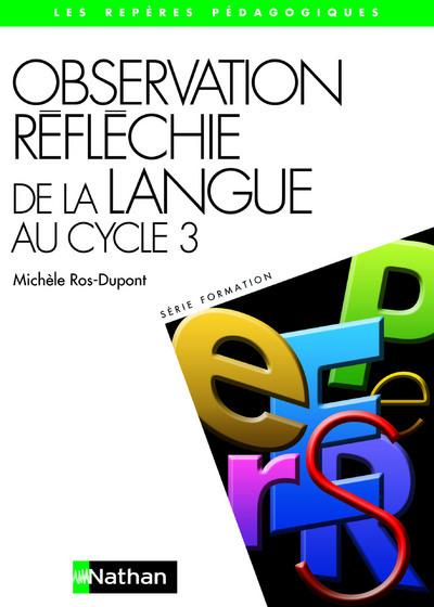 OBSERVAT REFLECHIE LANGUE CYC3