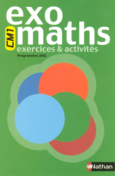 EXOMATHS CM1 EXERC ACTIV ELEVE