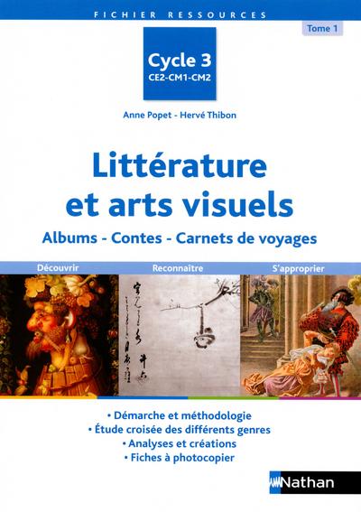 LITTERATURE ET ARTS VISUELS