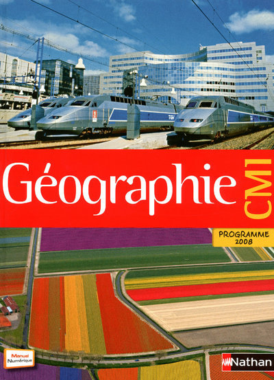 GEOGRAPHIE CM1 MANUEL NUMERIQU