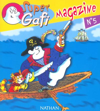 SUPER GAFI CP MAGAZINE 5