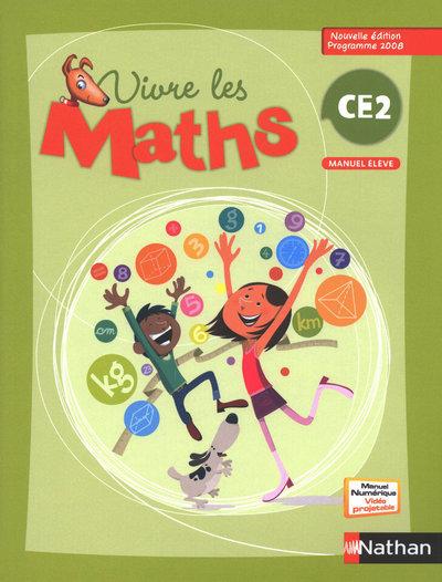 VIVRE LES MATHS CE2 MANUEL 09
