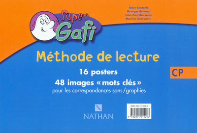 GAFI CP POSTERS PLANCHES