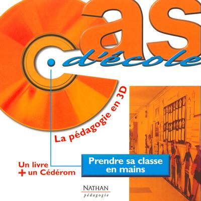 PAC PRENDRE CLASSE MAIN LIV+CD