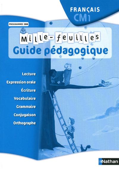 MILLE FEUILLES CM1 GUIDE PEDAG