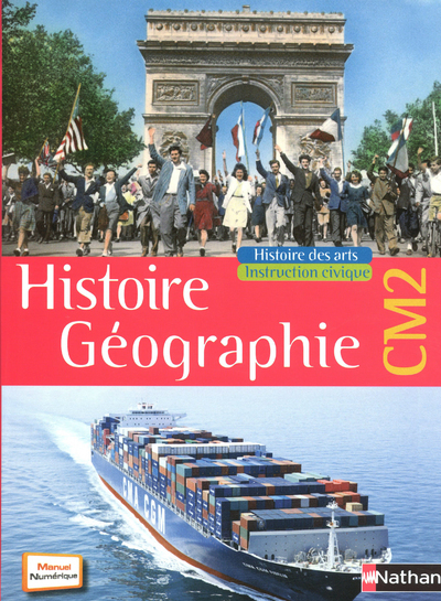 HISTOIRE-GEOGRAPHIE CM2 ELEVE